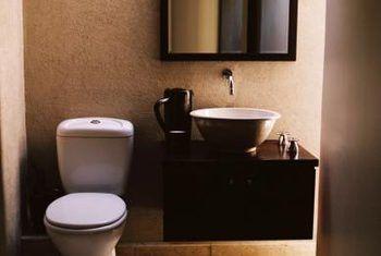 Hoe om `n adapter kraag vir `n toilet flens te installeer