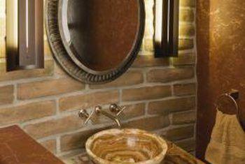 Hoe om te kies badkamer countertop materiaal