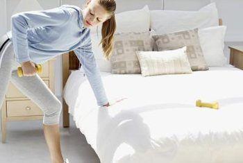 Hoe om `n vrou se slaapkamer te versier