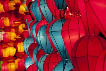 Hoe om die huis vir die Koreaanse nuwe jaar te versier