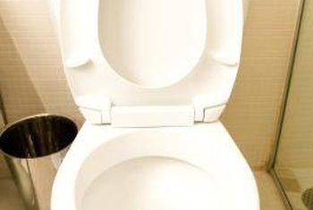 Hoe om `n toilettenk af te trek