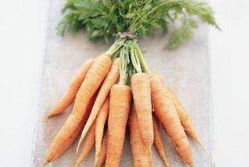 Hoekom sal my wortelgroente nie groei nie?